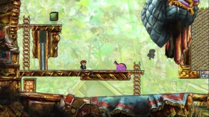 Braid delivers on all fronts, from gameplay to the excellent score.