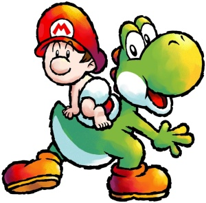 Yoshi's Island Wii, let's make that happen.