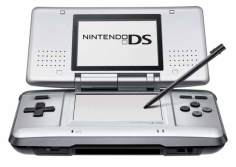 The DS gave us a first look at Nintendo's new philosophy (original DS shown).